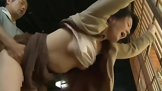 Mother And Daughter Have Making love Wth Her Servant