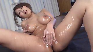 Yume Mizuki automated threesome porn on cam - More at Slurpjp com