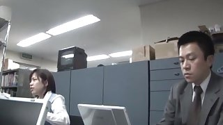 Untrained video of a slutty Japanese babe grand blowjobs for money