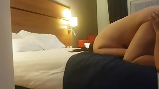 step son liking step ma pussy into hotel room