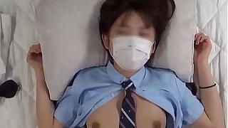 国产AV片段 朋友的女儿刚满十八岁就要体验性爱 嫩逼操起来真舒服