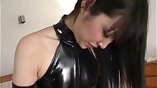 Perfect japanese mistress pegging